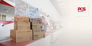 Tutorial cara pos barang dan surat guna Pos Laju di Pejabat Pos