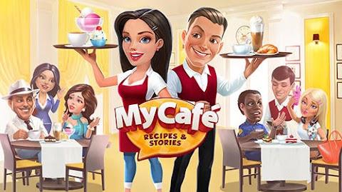 My Cafe: Recipes & Stories Apk Mod Dinheiro Infinito v2018.10.1 Android