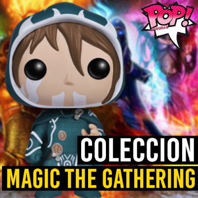 Lista de figuras funko pop de Funko Magic the Gathering