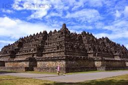 Wisata Candi Borobudur, Indonesia