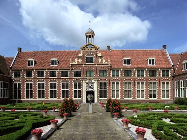 Museu Frans Hals em Haarlem na Holanda