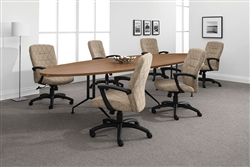 Global Total Office Alba Table