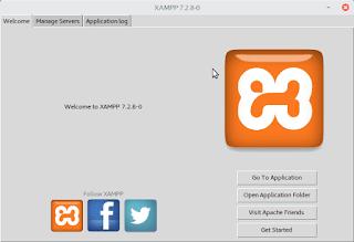 Belajar GNU/Linux Untuk Pemula - Cara Install XAMPP Di Ubuntu Linux Mint Elementary OS BlankOn