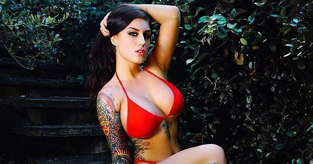 Girl Tattoo Models Jordyn Ryder Guns Girls