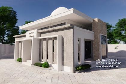 Paket Lengkap Desain Mushola Masjid Biaya Murah
