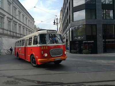 Jelcz 272 MEX + PO1, MPK Kraków