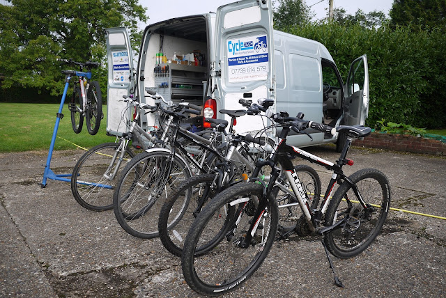 Mobile Bicycle Repairs Thame