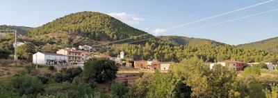 Arguellite es una pedanía de Yeste, Albacete.
