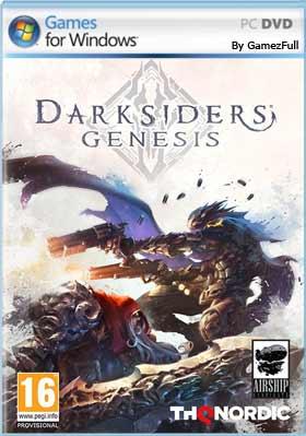 Descarga Darksiders Genesis juego de rol para pc mega y google drive