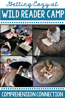 Summer is a time to kick back and relax, but sometimes that means no reading at all! Yikes! This post includes information on how to keep your students reading and learning WHILE they are having fun