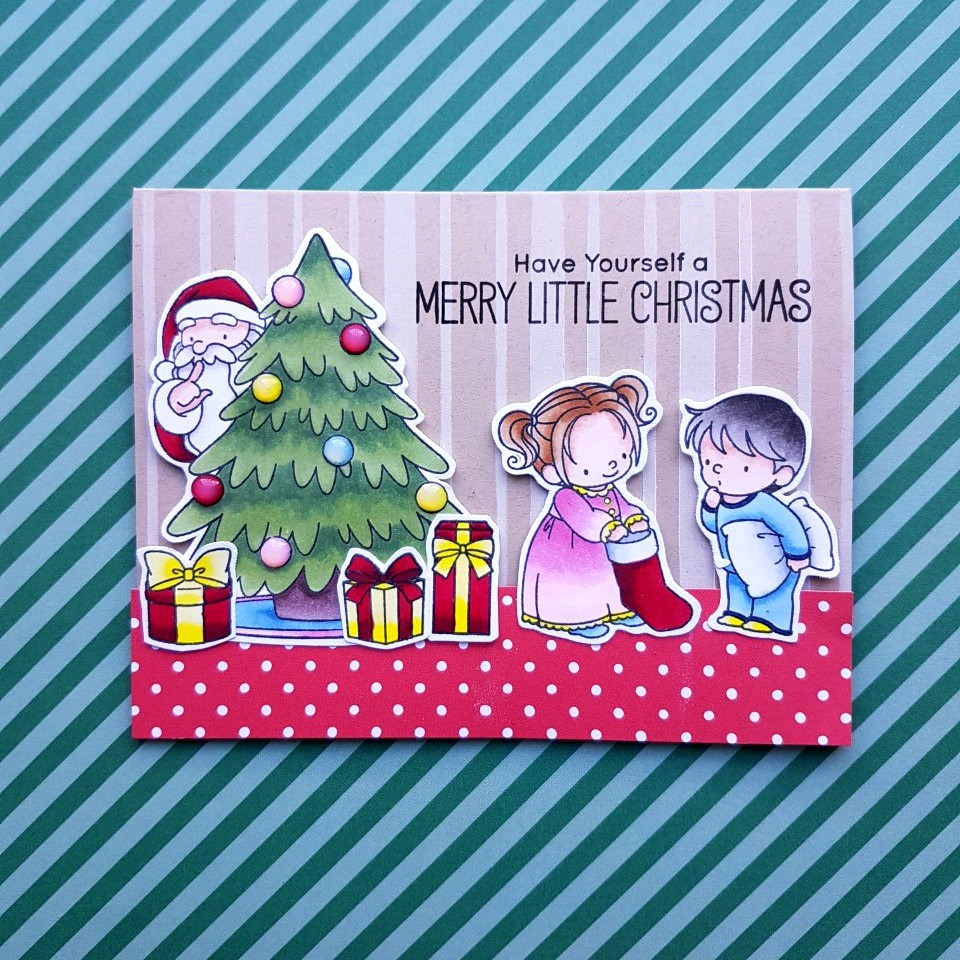 JOYFUL THINGS DESIGN: HAVE YOURSELF A MERRY LITTLE CHRISTMAS (4)