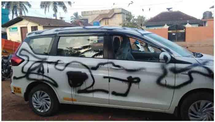 News, Kerala, State, Thiruvananthapuram, Car, Violence, Police, Case, Violence against, Car parked, Vizhinjam, Native,
