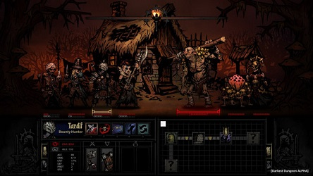 Darkest Dungeon PS4
