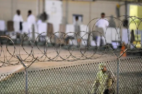 أخبار العالم: الرئيس الأمريكي جو بايدن joe biden يعتزم إغلاق معتقل غوانتانامو