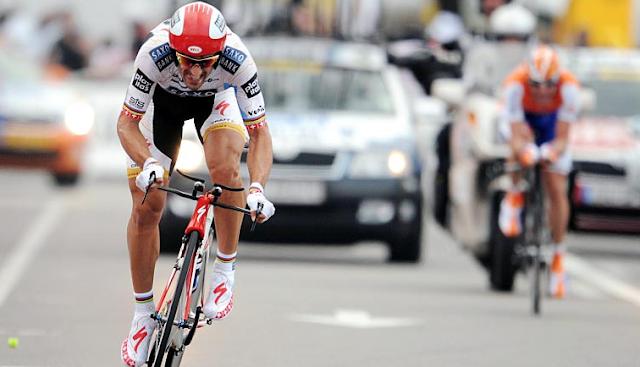 Fabian Cancellara estará presente en la Triatlò de Gavà