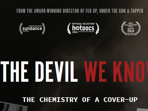 "Potluck, Movie & Discussion- Wed, Feb 27th- ""THE DEVIL WE KNOW"" Pesentation by Enviro Scientist @MindiMessmer4NH"