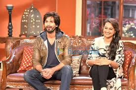 sonakshi sinha in comedy show
