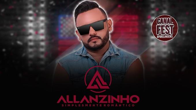 CD ALLANZINHO SIMPLESMENTE ROMÂNTICO 2021