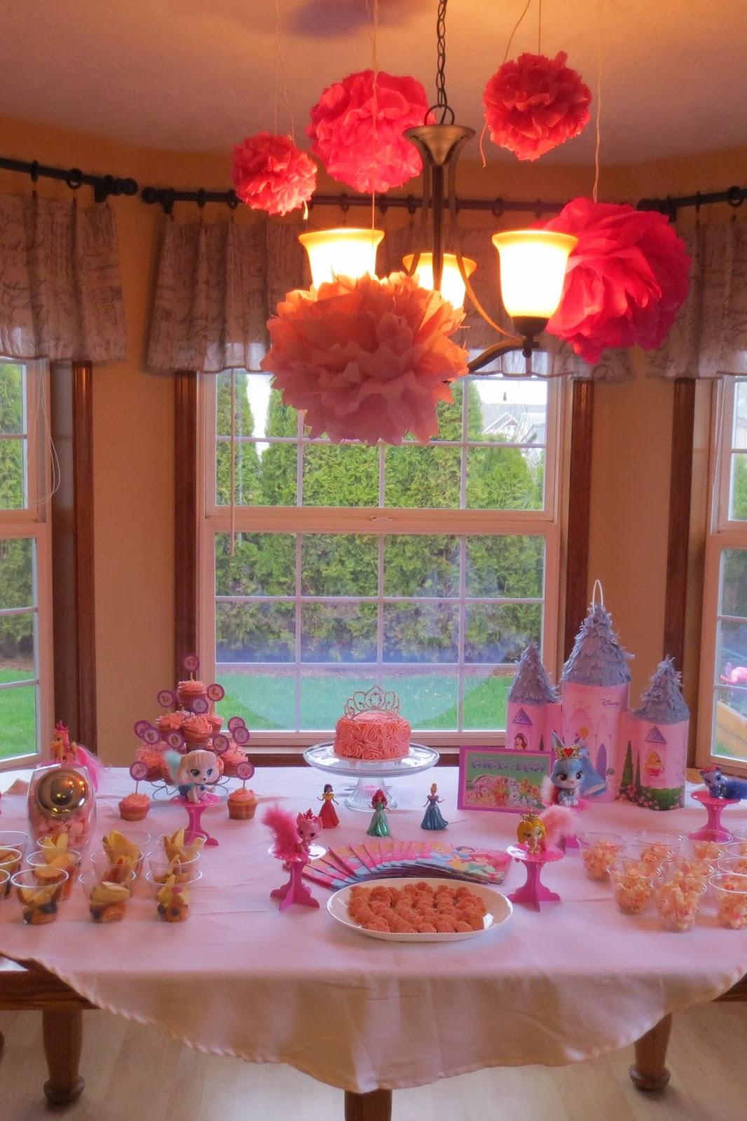 The Vodrup Roundup: Disney Princess Palace Pet Birthday Party