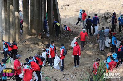 Bupati Trenggalek Ajak Masyarakat Ikut Aksi World Clean Up Day 2019
