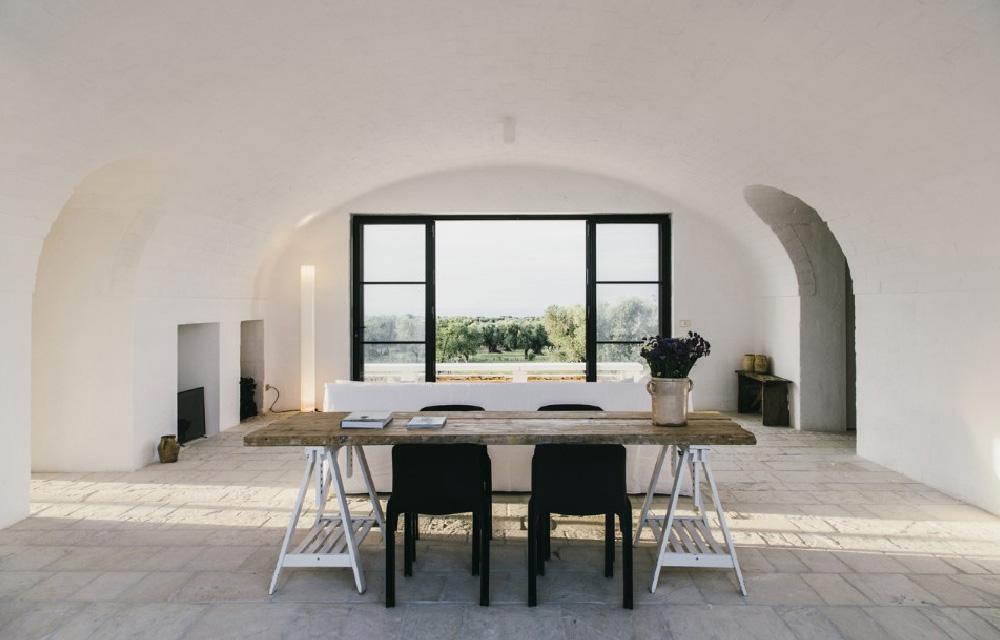Come arredare una casa con il soffitto a volta dettagli for Consigli per arredare una casa moderna