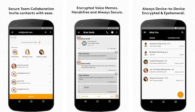 أفضل 10 تطبيقات مراسلة آمنة للحفاظ على خصوصية محادثتك
