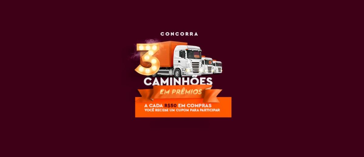 Promoção Lojas Leve Caminhão de Prêmios 2020