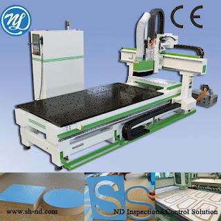 Advantage of CNC router machine
