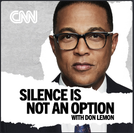 Sometimes silence is an option - based on skin color of course