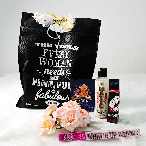 Snoe Beauty - Snoe Ball Loot Bag