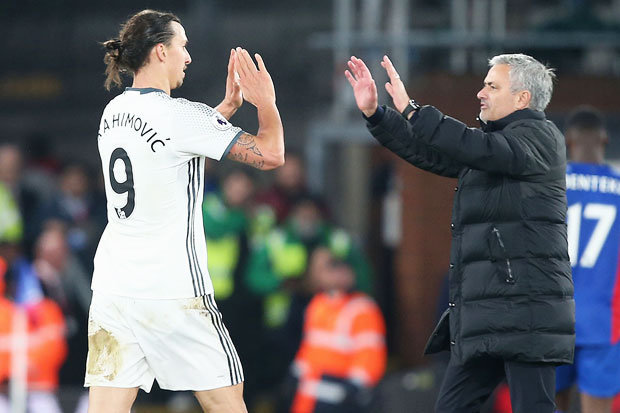Bukan Jose Mourinho, Ini Manajer Paling baik Zlatan Ibrahimovic