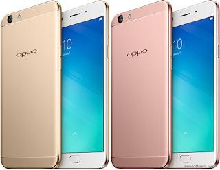 OPPO F1s Smartphone Berkamera Selfie 16 MP Harga Rp 3 Jutaan