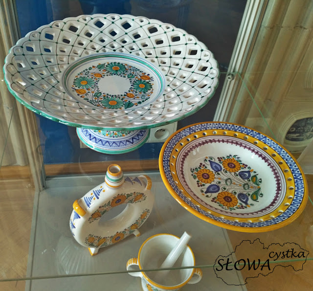 habanska tradycyjna slowacka ludowa majolika wystawa