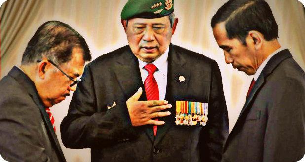 Presiden Jokowi Akan Terima Susilo Bambang Yudhoyono Setelah Pilkada