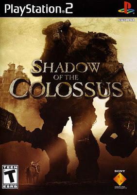 Shadow Of The Colossus 2005 PS2 NTSC English