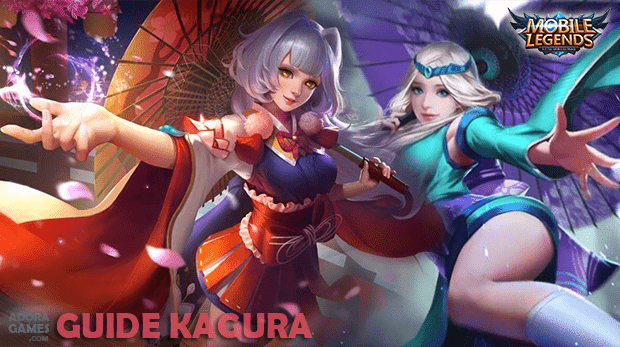 Guide Kagura Mobile Legend: Build Item Terbaik dan Cara