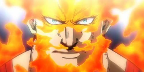 Endeavor  bnha superhero api terkuat