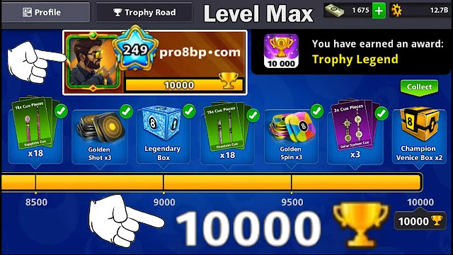 Rings 8 ball pool for Sale
