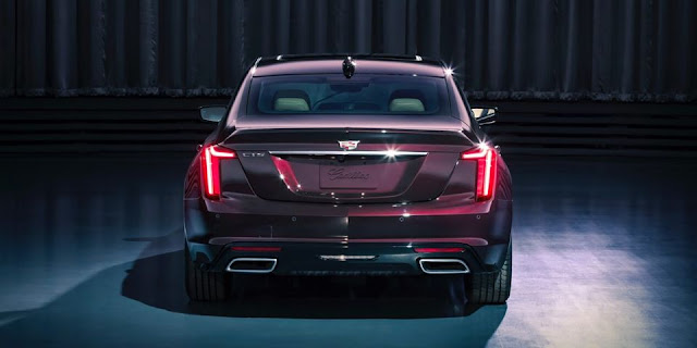 Features of the Cadillac CT5 for 2021