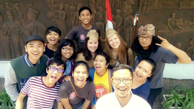Pertukaran Pelajar ke luar negeri 1 tahun