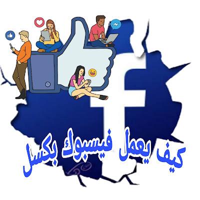 شرح فيسبوك بكسل