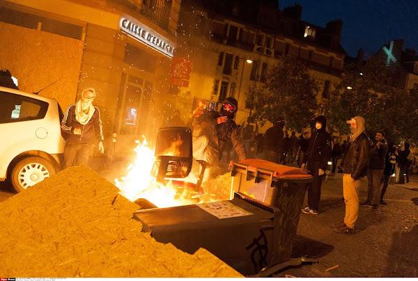 Bretagne : la fête du déconfinement dégénère à Rennes