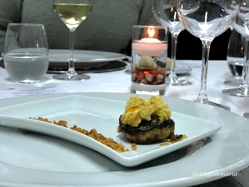 """Menú """"Cenando con Blogueros"""" en Bar Restaurante IES Heliópolis, Sevilla"""