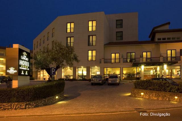 Hospedagem em Fátima, Portugal: Dom Gonçalo Hotel e Spa