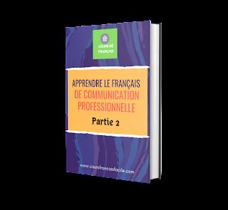 Un dialogue en français pdf : apprendre le français de communication professionnelle