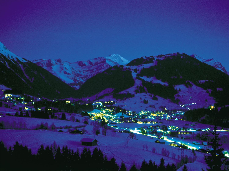 TOP WORLD TRAVEL DESTINATIONS: Gstaad, Switzerland