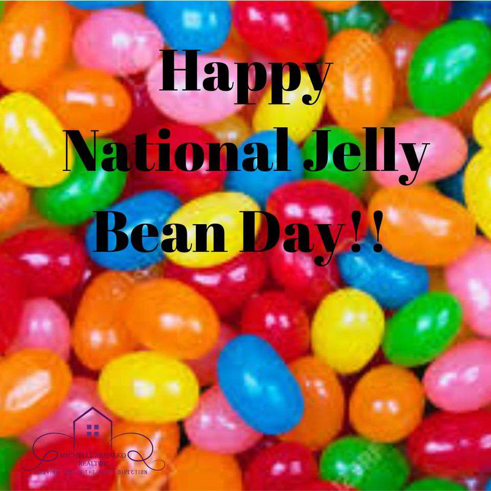 National Jelly Bean Day Wishes for Whatsapp