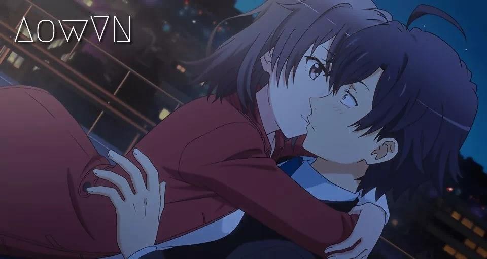 AowVN.org m%2B%25282%2529 - [ Anime 3gp Mp4 ] Yahari Ore no Seishun Love Comedy wa Machigatteiru BD SS1 + SS2 + OVA | Vietsub