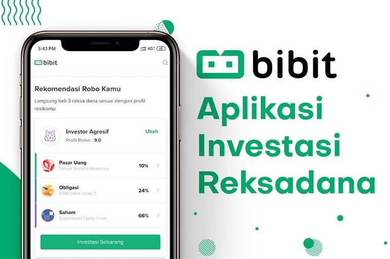 Aplikasi Investasi Reksadana Bibit