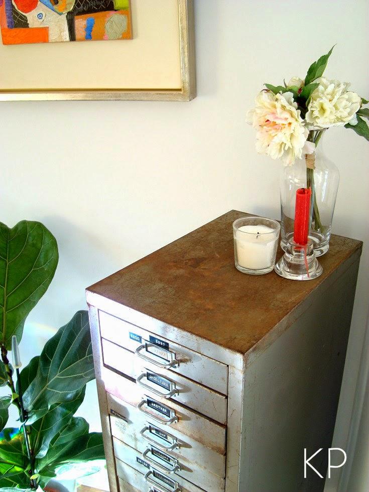 Muebles industriales vintage estilo industrial en valencia. Comprar cajonero antiguo industrial metálico